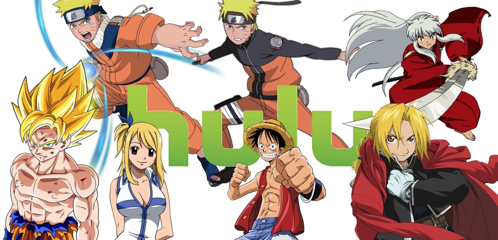 huluのアニメのススメ hulu フールー で見れるアニメ一覧 akatsukigo